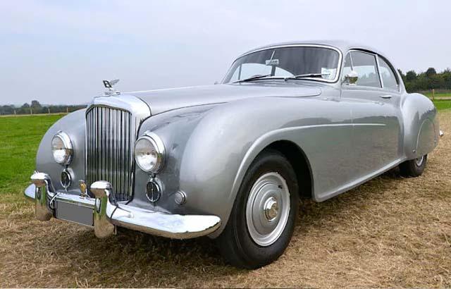 Bentley - we buy Bentley classic cars