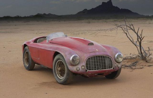 Ferrari- we buy classic Ferrari cars needing restoration