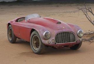 Ferrari- we buy classic Ferrari cars needing restorations