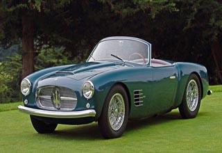 Maserati - we buy classic Maserati cars small