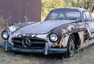 Mercedes Benz Classic Cars For Sale 2