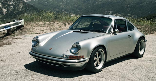 A Brief History Of Porsche