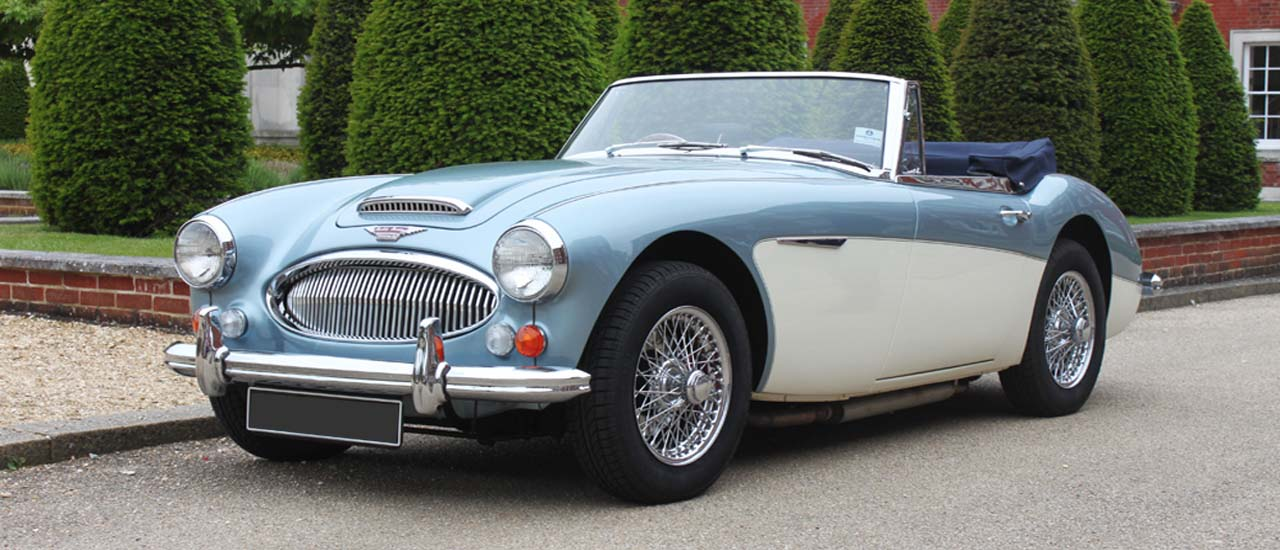 We Buy Classic Austin Healy Cars - We Buy All Type Of Classic Cars
