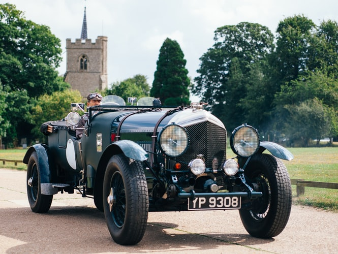 Are You Interested In Buying Your First Classic Car?
